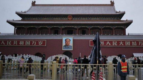 O porta-voz do Ministério dos Negócios Estrangeiros chinês considerou que a oferta pela Aixtron tinha um propósito exclusivamente comercial