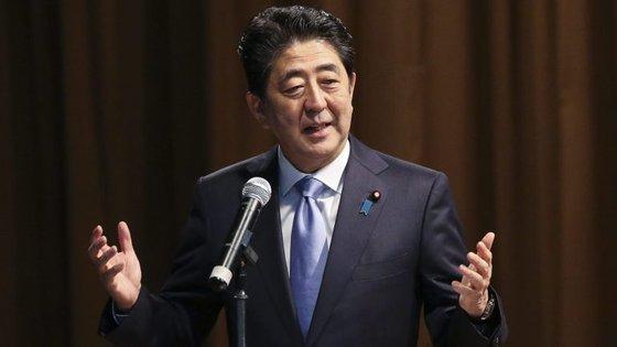A visita do primeiro-ministro japonês ao Havai vai realizar-se entre 26 e 27 de dezembro