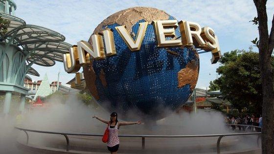 A ameaça telefónica incidia sobre a estação Universal City - localizada perto do parque temático dos Universal Studios
