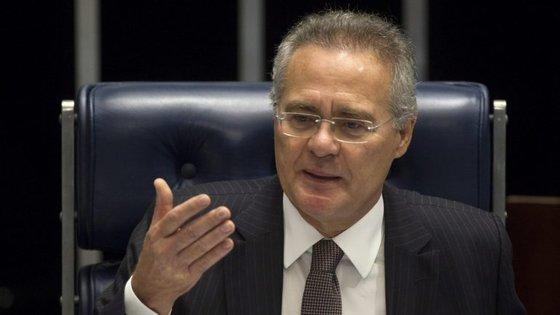 Renan Calheiros, próximo do Presidente brasileiro, Michel Temer, é ainda alvo de outras onze investigações no STF