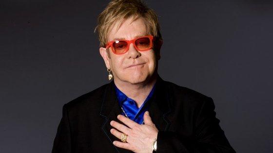 Elton John regressa a Portugal para um concerto no Meo Arena no domingo