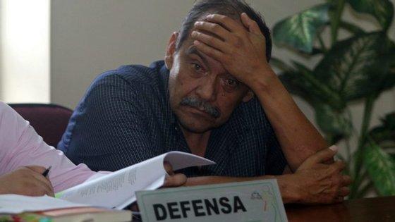 Gustavo Vargas Gamboa foi detido na terça-feira