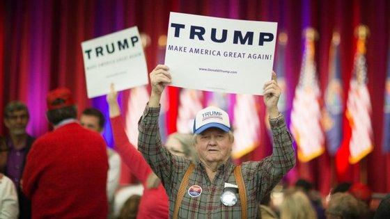As eleições norte-americanas foram um dos temas mais discutidos em 2016