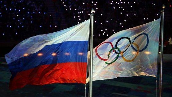 A Rússia foi impedida de competir nas provas de atletismo dos Jogos Olímpicos Rio 2016