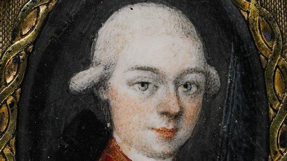 Wolfgang Amadeus Mozart, compositor do século XVIII já há muito morto, tornou-se este mês o artista mais vendido de 2016