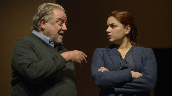 João Perry e Ana Guiomar, pai e filha numa relação no abismo