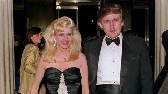 A primeira mulher do multimilionário, Ivana Trump, é natural de Zlín, cidade integrada na República Checa