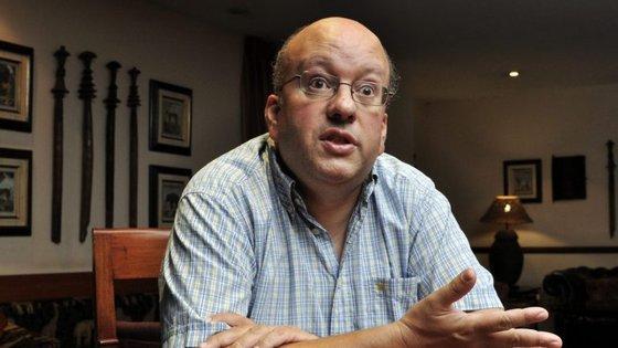 Francisco Ferreira, presidente da associação ambientalista Zero