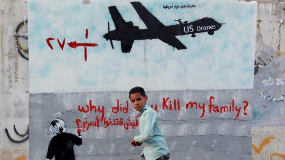 O conflito que dura há 20 meses no Iémen já matou mais de 7.000 pessoas e causou cerca de 37.000 feridos
