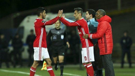Depois de o FC Porto ter antecipado o encontro da ronda, os 'encarnados' chegam à última jornada com um ponto de avanço
