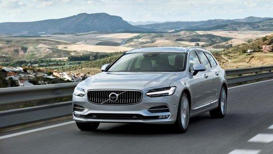 Com a Série 90, a Volvo regressou em grande ao segmento superior