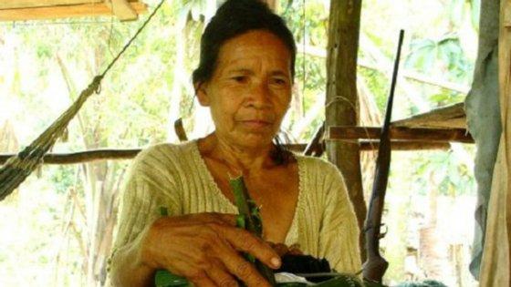 Rosa Andrade foi assassinada no final de novembro na selva peruana