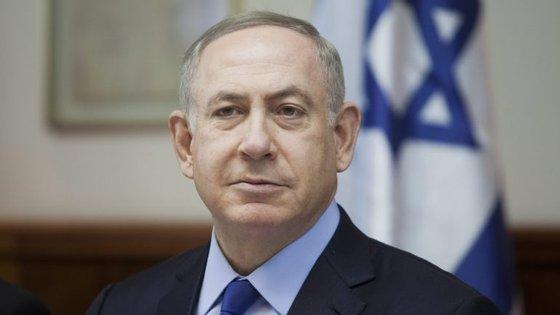 """Netanyahu avisou, este domingo, que fará """"tudo o que for preciso para que Israel saia ileso desta decisão vergonhosa"""""""