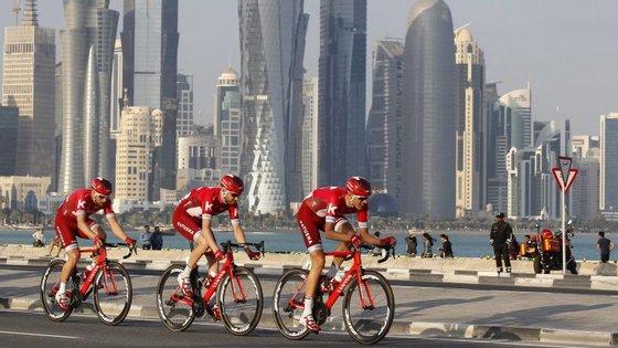 A decisão foi anunciada pela União Ciclista Internacional