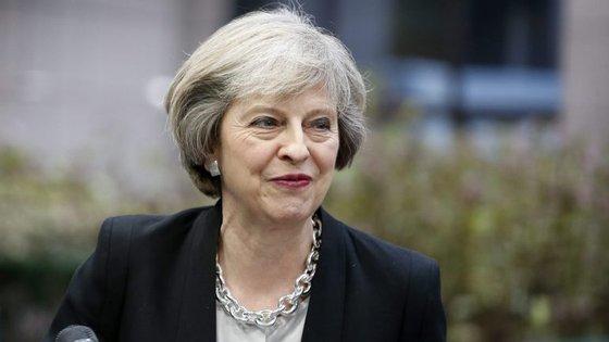 A primeira-ministra britânica mostrou-se desagradada com o discurso de John Kerry sobre o governo israelita