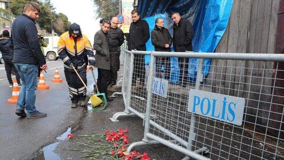 O presidente turco condenou o ataque e prometeu ser implacável com os autores do atentado