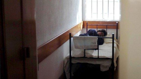 """Celso Manta, diretor geral dos serviços prisionais, salientou que este projeto """"vai reduzir muitos problemas e muitos custos"""""""