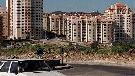 As prestações da casa têm caído consecutivamente acompanhando a redução das taxas Euribor