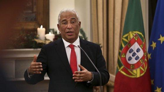 António Costa falou na abertura de uma conferência económica, 'Índia e Portugal parceiros para o crescimento', com empresários indianos e portugueses
