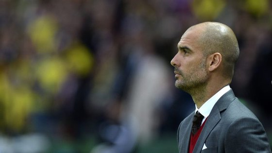 O treinador do Manchester City não prevê uma carreira muito longa como treinador de futebol
