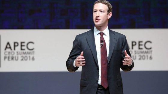 Mark Zuckerberg quer conseguir criar um impacto mais positivo no mundo