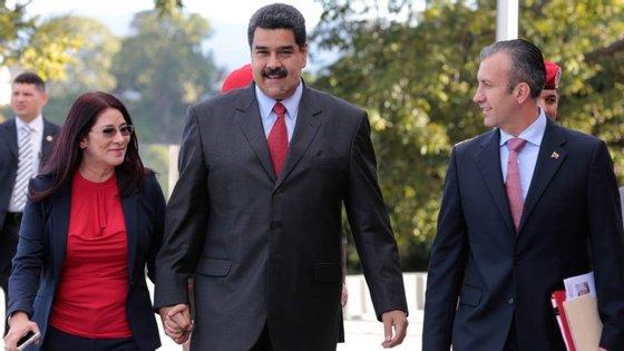 Uma das mudanças principais foi a designação do governador de Arágua, Tarek El Aissami, como vice-presidente da Venezuela
