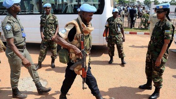 O Conselho de Segurança das Nações Unidas condenou o ataque e apresentou as suas condolências