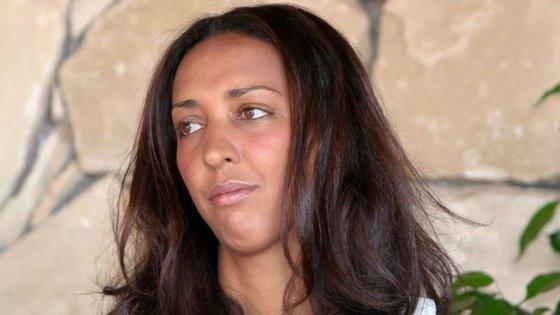 Janira Hopffer Almada, presidente do Partido Africano da Independência de Cabo Verde (PAICV)