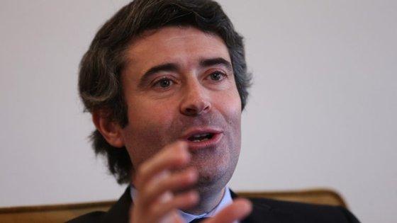 José Luís Carneiro, secretário de Estado das Comunidades Portuguesas
