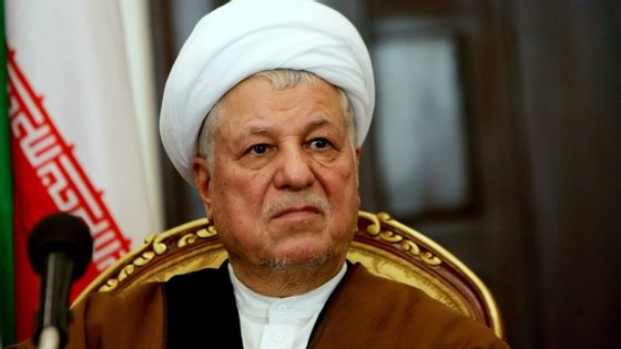 Rafsanjani foi Presidente do Irão entre 1989 e 1997