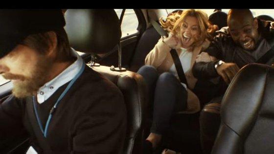 A publicidade é uma forma de consciencializar para a segurança ao volante