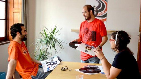 Pedro Almeida, João Afonso e Juliana Teixeira fundaram a Musikki em 2014