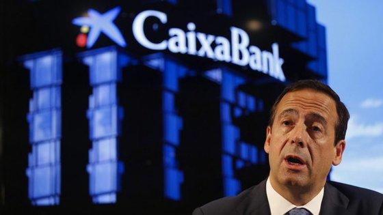 Gonzalo Gortázar, conselheiro delegado do CaixaBank