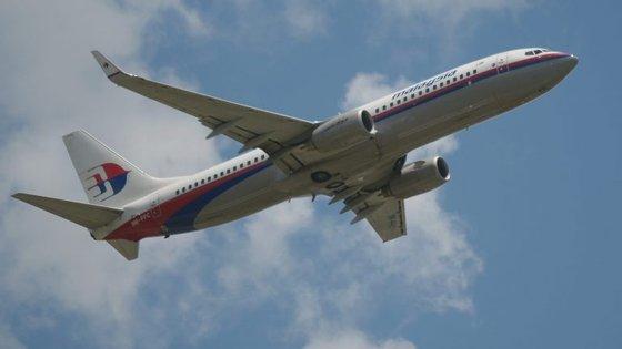 O voo da Malaysia Airlines desapareceu a 8 de março de 2014 com 239 pessoas a bordo