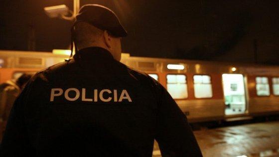 PSP soube dos confrontos quando os seguranças feridos chegaram ao hospital
