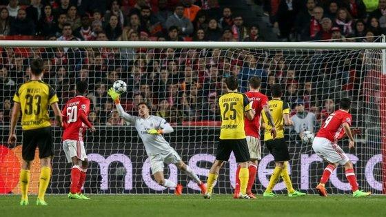 Esta foi a última das muitas defesas de Ederson com o Borussia Dortmund, entre as quais uma grande penalidade