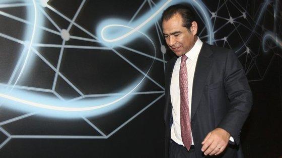 Nuno Vasconcellos era o principal acionista e presidente-executivo da Ongoing