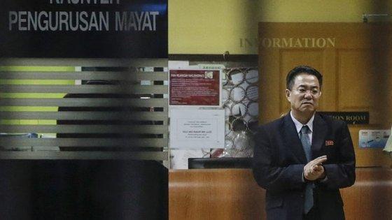 Kim Jong-nam, morreu na passada segunda-feira após duas mulheres o terem atingido na cara com um líquido não identificado no aeroporto internacional de Kuala Lumpur
