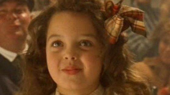 Passados 20 anos, Alexandrea continua a receber carinhos dos seus fãs sobre o seu papel no Titanic