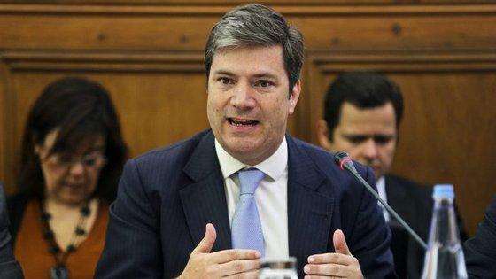 Paulo Núncio foi advogado da petrolífera venezuelana, que enviou parte dos 7,8 mil milhões para o Panamá, via BES