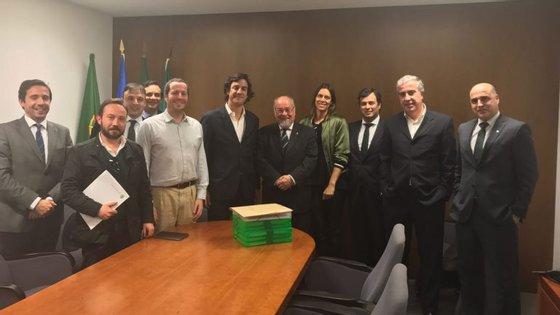 Lista C oficializou a lista com Jaime Marta Soares, líder da Assembleia Geral, e tornou-se na única independente de 2016