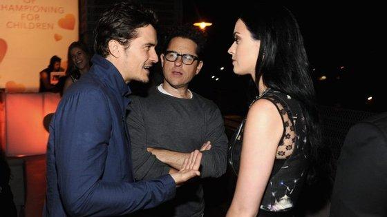 Orlando Bloom e Katy Perry iniciaram o romance após a festa dos Globos de Ouro de 2016.