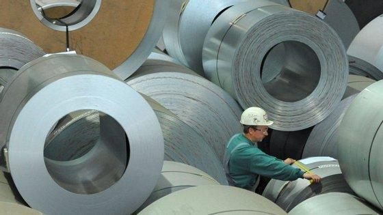 No ano passado, as exportações das empresas portuguesas ligadas à metalurgia registaram um valor de 14.596 milhões de euros