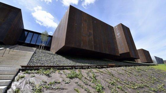 Na imagem, o Museu Soulages em Rodez (França), da autoria do estúdio catalão RCR Arquitectes
