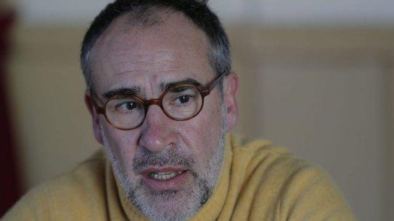 Paulo Ribeiro, de 58 anos, já dirigiu o Ballet Gulbenkian e o Teatro Viriato