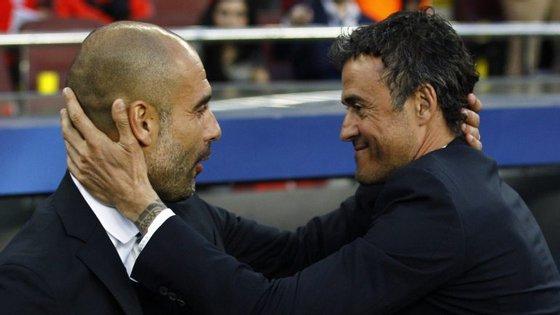 Luis Enrique chegou em 2014 a Barcelona com o objetivo de tentar recuperar a equipa dominadora de Pep Guardiola
