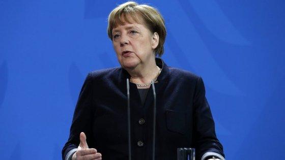 Merkel quer também debater questões como a criação de vias legais para permitir a migração para a Alemanha, seja para pedir asilo ou por motivos laborais