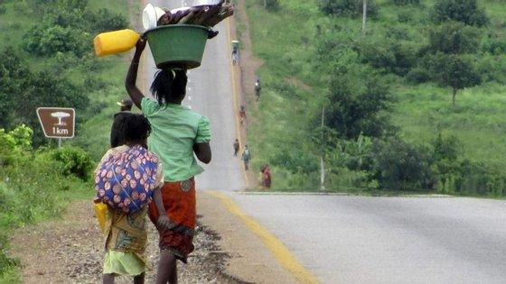 Os agricultores moçambicanos enfrentam dificuldades para comercializar os excedentes, devido a restrições de crédito e infraestruturas, bem como a fraca ligação com o mercado