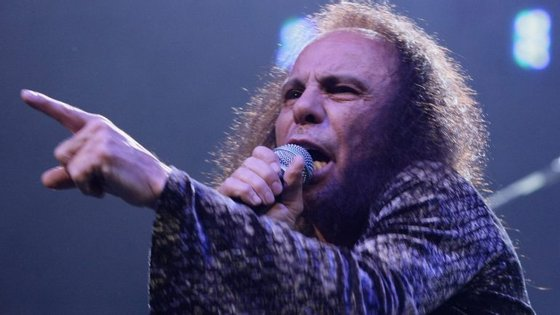 James Dio morreu a 16 de maio de 2010