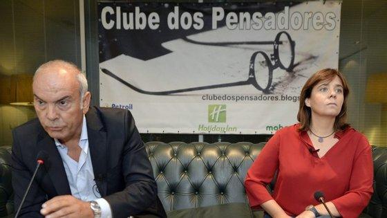 Joaquim Jorge convidou para debates nomes de áreas políticas distintas desde Catarina Martins a Passos Coelho